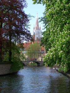 Bruges Lovers Lake